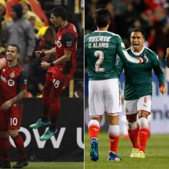 Toronto FC and Chivas have advanced to the Concacaf Champions League final