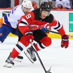 Taylor Hall has had a breakout year with the New Jersey Devils