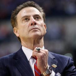 rick pitino, rick pitino louisville, rick pitino future, college basketball scandal, collebe basketball recruiting scandal, siena coaching job, siena