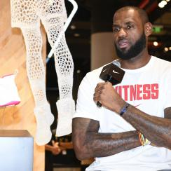 LeBron James being sued