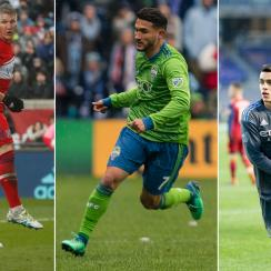 Zlatan Ibrahimovic, Cristian Roldan and NYCFC enjoyed fantastic weeks in MLS