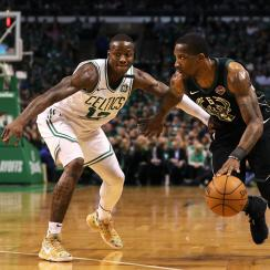 eric bledsoe terry rozier interview video