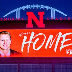 Scott Frost: New Nebraska football coach tries to turn around Huskers