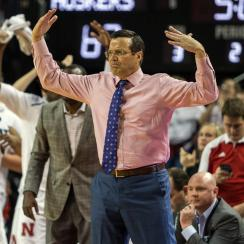 Nebraska extends contract of Tim Miles