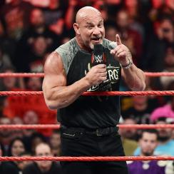 Bill Goldberg: WWE wrestler's new TV show, 'Forged in Fire'
