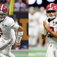Alabama Jalen Hurts