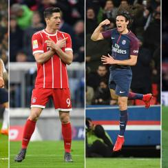 Man City, Bayern Munich, PSG and Barcelona already have their leagues wrapped up