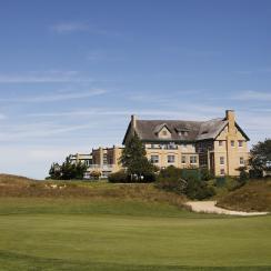 National Golf Links of America Hamptons Southampton fire clubhouse