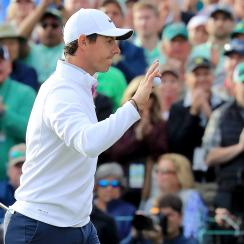 Rory McIlroy masters career grand slam augusta