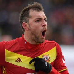 Artem Dzyuba: Arsenal Tula F equalizes vs Zenit