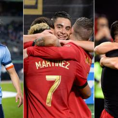 NYCFC, Atlanta United and Toronto FC are high up in the MLS Ambition Rankings