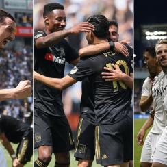 LA Galaxy, LAFC and Sporting KC rank high in our MLS Ambition Rankings for 2018