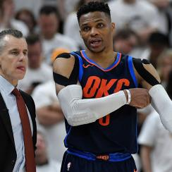 Potential Russell Westbrook suspension