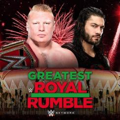 What is the Greatest Royal Rumble and why is it in Saudi Arabia?
