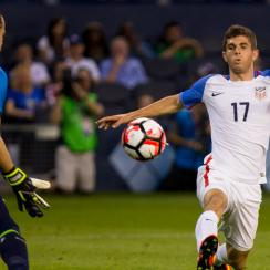Christian Pulisic will play for the USA vs. Bolivia