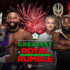 WWE Greatest Royal Rumble: Preview of Saudi Arabia show