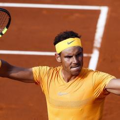 Rafa Nadal Martin Klizna Barcelona Open