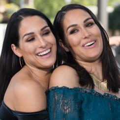 Brie Bella interview on Total Bellas, John Cena-Nikki breakup