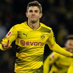 Christian Pulisic is a rising star for Dortmund and the U.S. national team