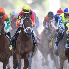 Kentucky Derby Preview Justify Headlines Crowded Field Si Com