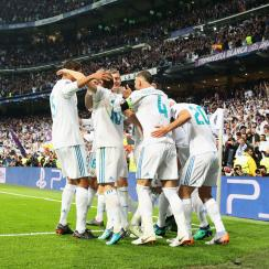 Real Madrid takes on Bayern Munich for a place in the Champions League final