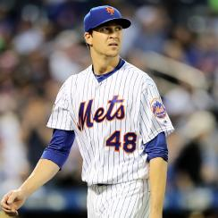 Jacob deGrom injury update: No elbow ligament damage