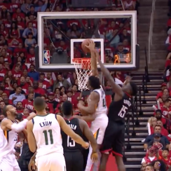 Donovan Mitchell dunk: Jazz G explains decision (video)