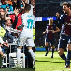 Barcelona hosts Real Madrid in the latest edition of El Clasico