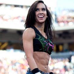 AJ Lee on bipolar disorder, mental health awareness