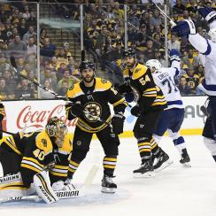 Tampa Bay Lightning v Boston Bruins - Game Four