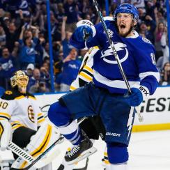 "Boston Bruins v Tampa Bay Lightning - Game Five""n"
