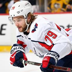 Nathan Walker first Australian in NHL playoff game