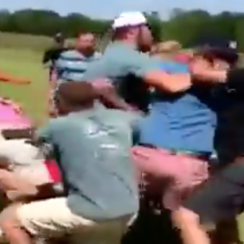 Hot Clicks: Cornhole brawl at Georgia tournament (video)