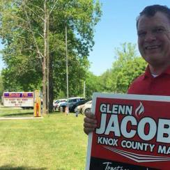 Kane (Glenn Jacobs) on election for mayor in Tennessee