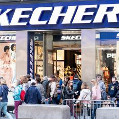 Skechers sues Adidas, signing players advantage, ncaa corruption scandal, skechers, adidas