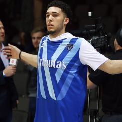 LiAngelo Ball invited to Professional Basketball Combine