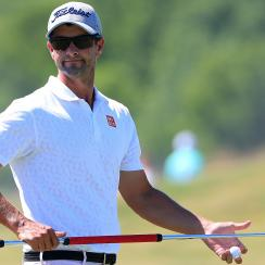Adam Scott AT&T Byron Nelson U.S. Open Shinnecock Consecutive Major Streak