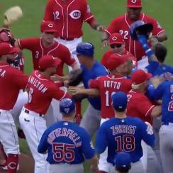 reds, Amir Garrett, cubs, chicago, Chicago Cubs, Javier Baez