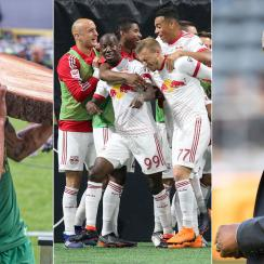 The Portland Timbers, New York Red Bulls and NYCFC all won in MLS Week 12
