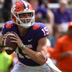 NCAA Football: Clemson Spring Game