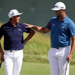 Jon Rahm and Rickie Fowler will play together Thursday morning in Fort Worth.