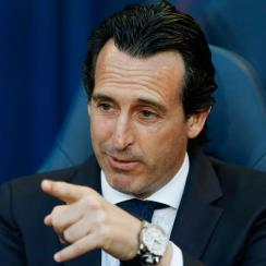 Unai Emery will reportedly be named Arsenal manager