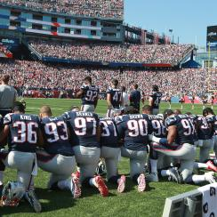 Houston Texans Vs. New England Patriots At Gillette Stadium