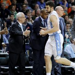 Luke Maye returning to UNC