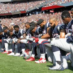 NFL owners, colin kaepernick, national anthem protests, national anthem debate, national anthem policy