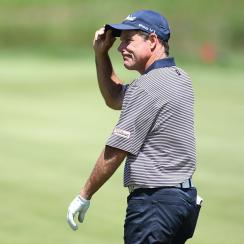 Stuart Smith is playing his fourth Senior PGA Championship.