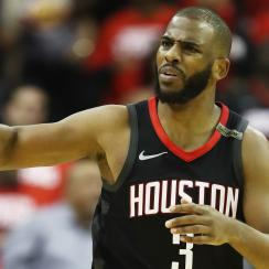 Chris Paul injury update: Rockets G out (hamstring) for Game 6