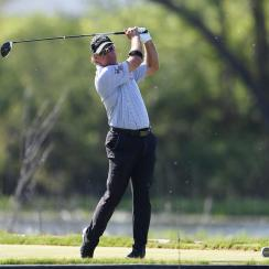 Scott McCarron followed a first-round 66 with a second-round 68.