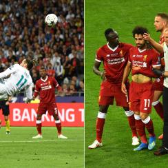 Gareth Bale's goal and Mohamed Salah's injury headlined the 2018 Champions League final