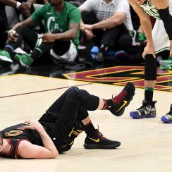Kevin Love status for Game 7